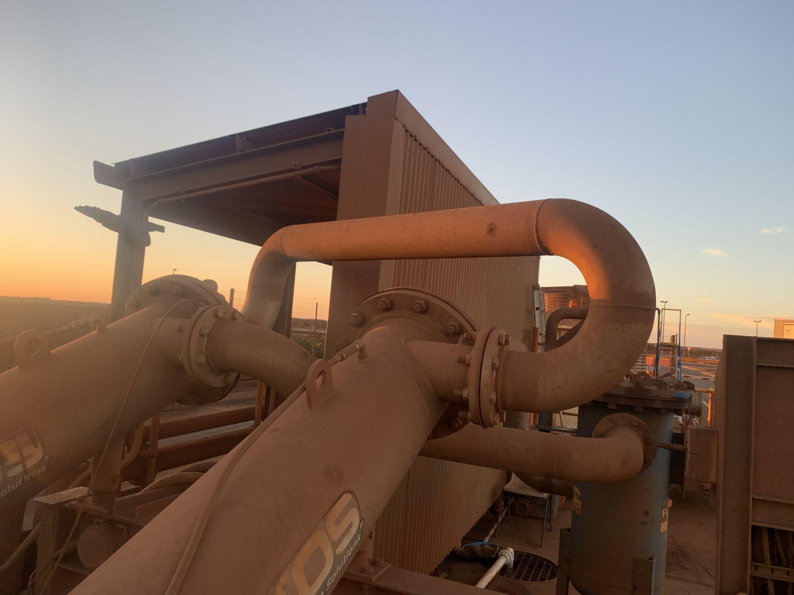 Truck Wash Facility Pilbara WA